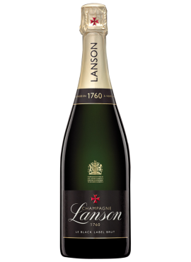 Champagne Brut Black Label Lanson