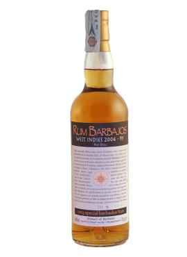 Rum Barbajos West Indies