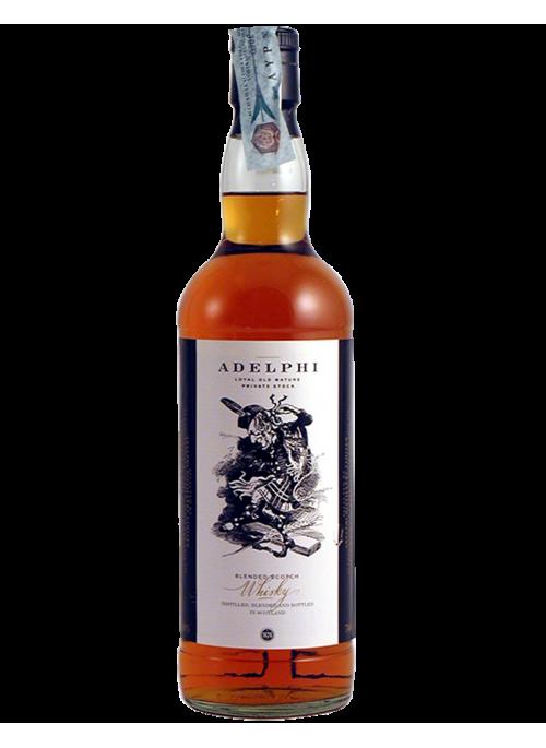 Adelphi private stock blend