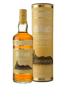 Benriach Sauternes finish 15 yo