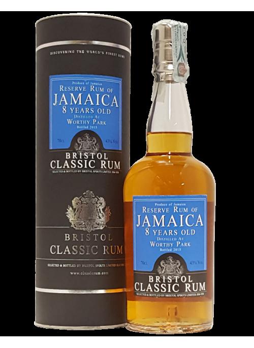 Rum reserve of Jamaica 8 yo Bristol Spirits