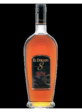 Rum El Dorado 8 yo