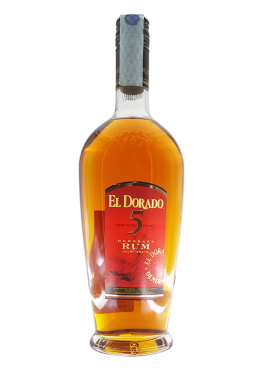 Rum El Dorado 5yo