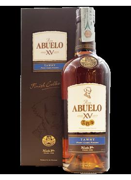Rum finish xv Tawny Abuelo