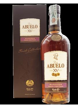 Rum xv finish Napoleon Abuelo