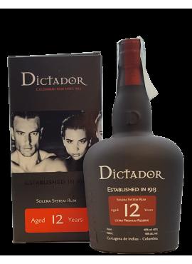 Rum Dictator 12 yo