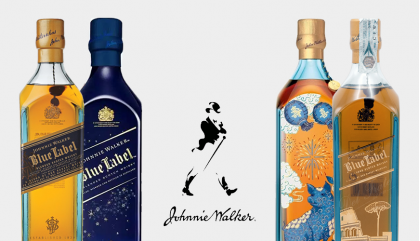 Johnnie Walker: in catalogo le special edition del Blue Label